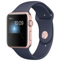 Apple Watch Series 1 42mm with Sport Band Midnight Blue