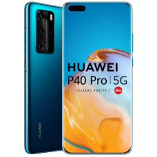 Смартфон Huawei P40 Pro 8/256GB Deep Sea Blue (Насыщенный Синий)