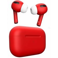 Наушники Apple AirPods Pro Color Red Matte (Красный матовый)